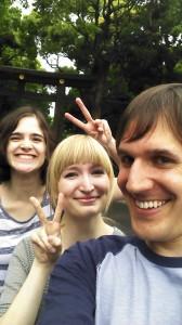 Meiji-Selfie